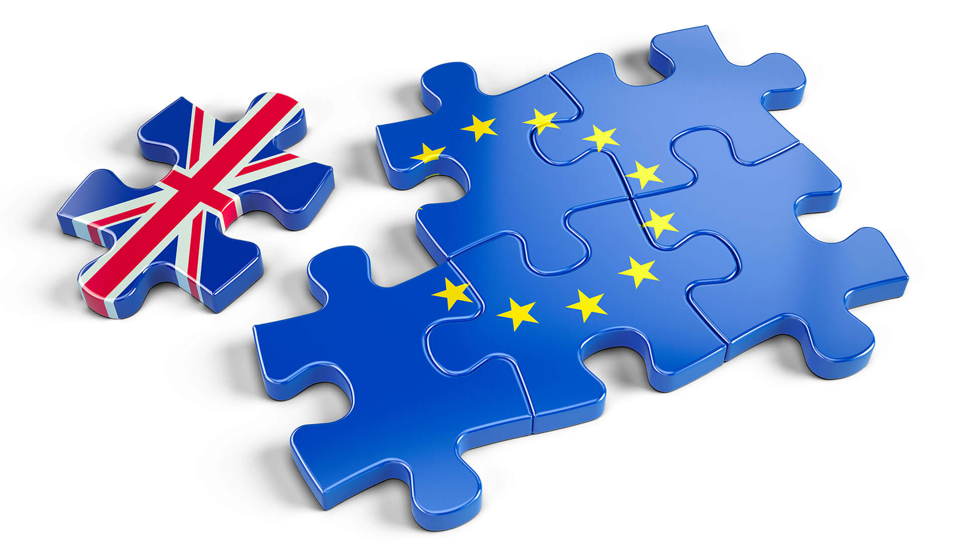 British flag in EU Jigsaw