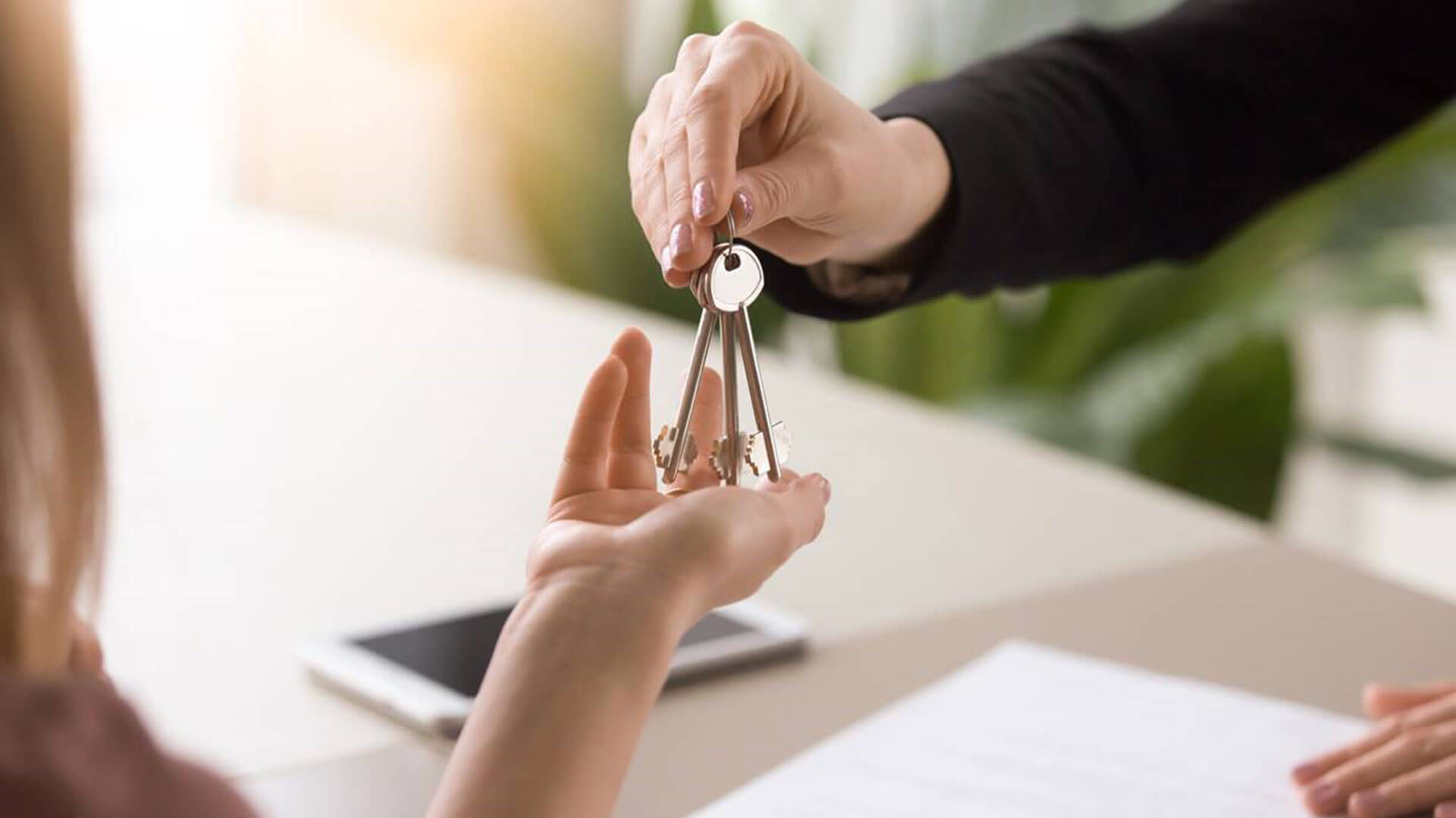 New for Tenants and Landlords: Our Rent Guarantor Service